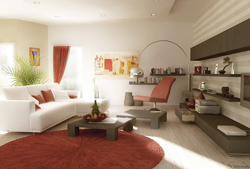 natural-white-and-red-living-room-furniture